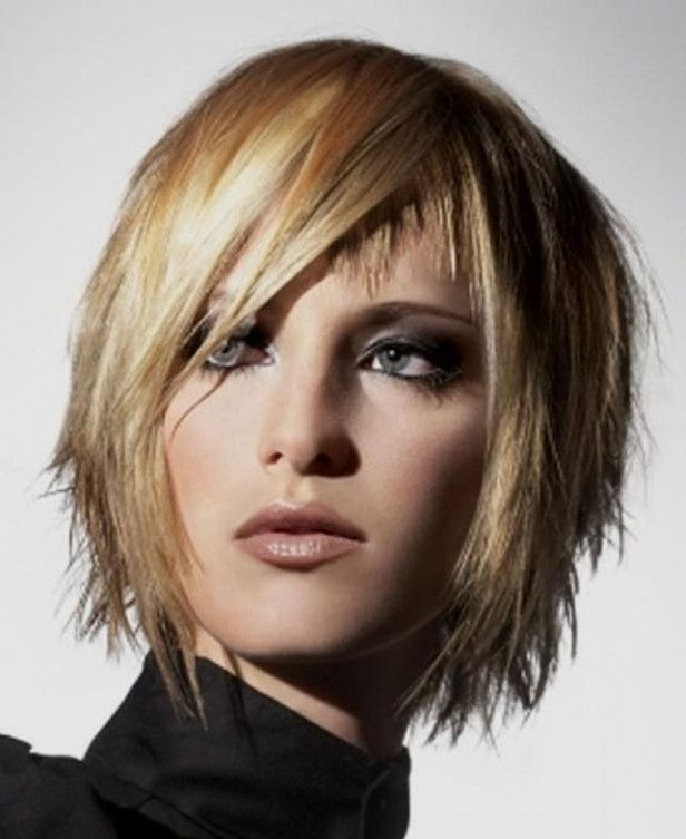 Layered Haircuts Chin Length Excellent Chin Length Layered ...