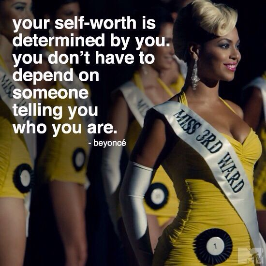 Beyonce Quote #PrettyHurts