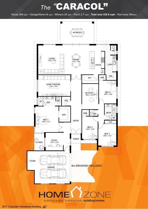Home Zone - designs