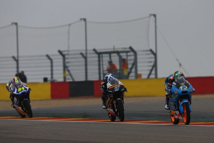 Alex Marquez, Moto3 race, Aragon MotoGP 2014