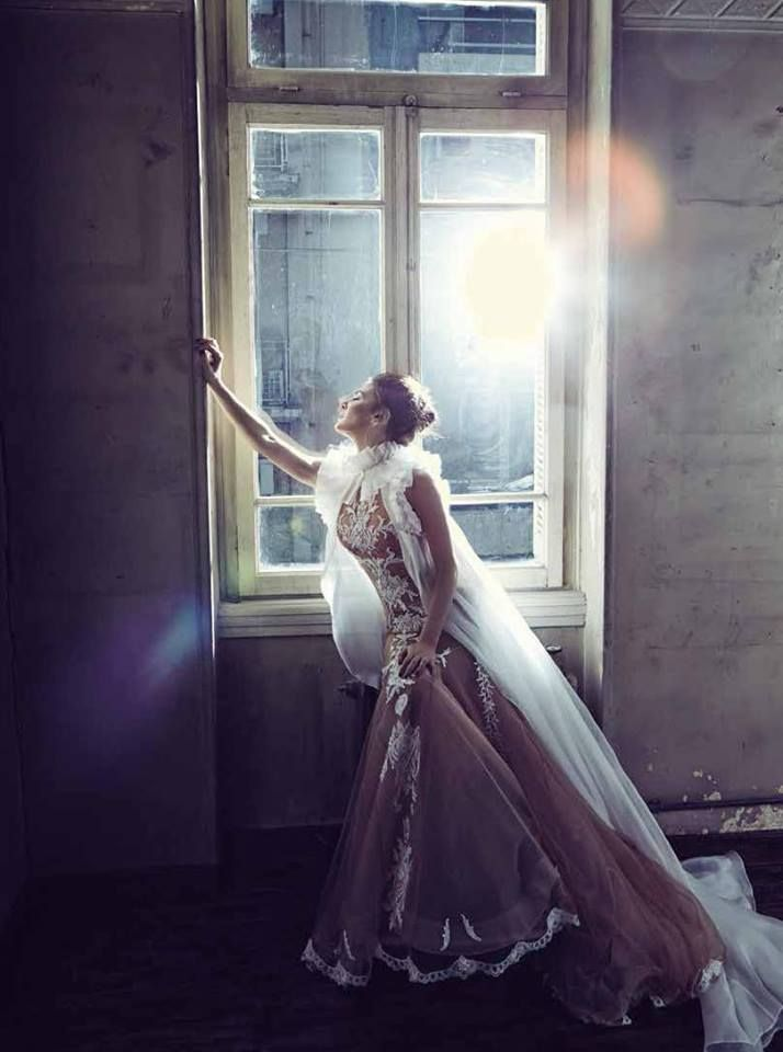 Γυναίκα February 2015 - Made Bride by Antonea wedding dress