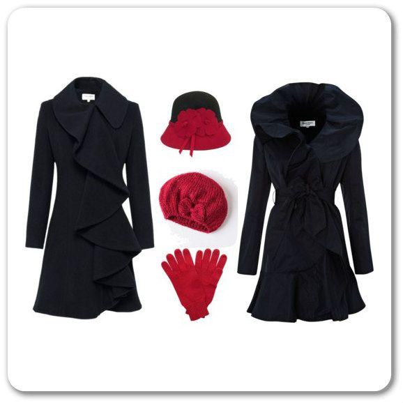 Štylistika - Ako zosúladiť romantický štýl so zimnou farebnosťou