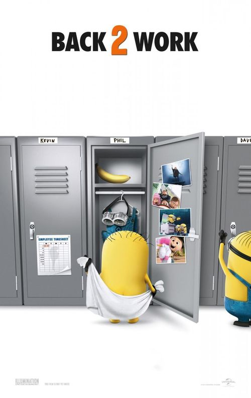 Watch Despicable Me 2 Full-Movie