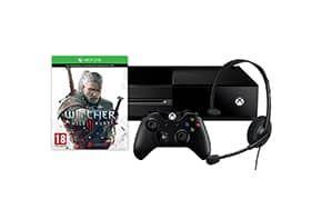Gillar pappa kanske äventyrsspel? Ge bort ett  Xbox One-paket med Witcher 3: Wild Hunt på Fars dag! Ta del av rabatter och erbjudanden från Microsoft Store på SokRabatt.se!