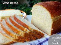 Healthy and hearty Oats bread