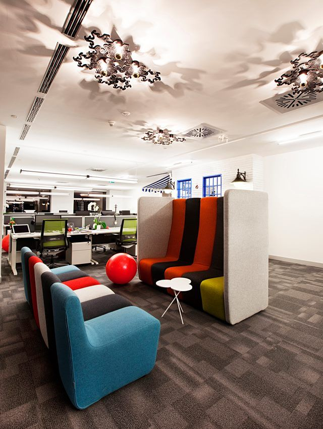 GOOGLE office project  PAROQ 3 black #DARK <<