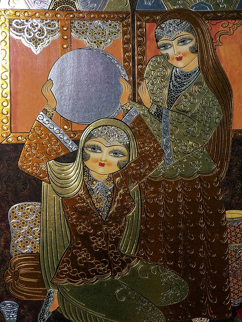 ~ ARABESQUE...ISLAMIC ARTS ~ ****Persian Art****