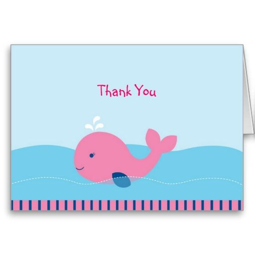 Best Baby Shower Thank You Cards Images On   Babys