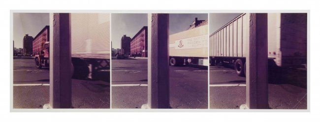 Jan Groover, (American, b. 1943), Untitled, Triptych : Lot 1251