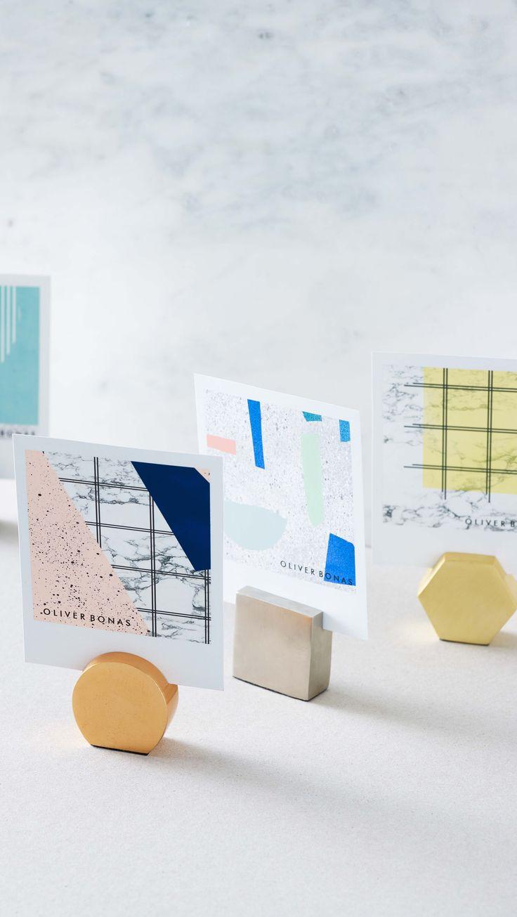 Urban House Design Dry Erase Board