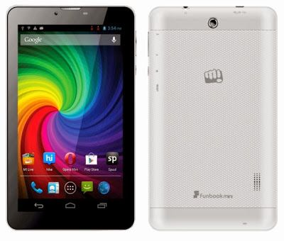 Micromax Announces Funbook Mini P410 Tablet In India - Mobile Doctors.co