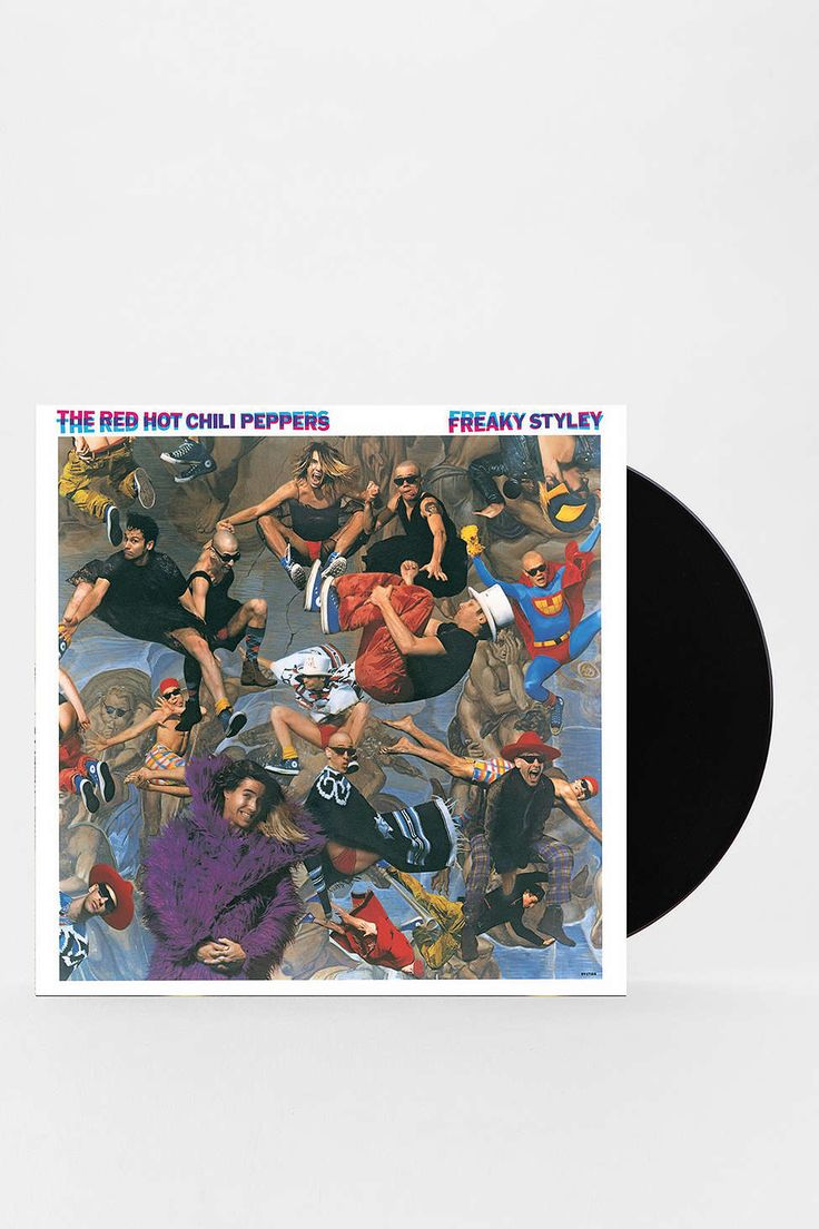 Red Hot Chili Peppers - Freaky Styley LP