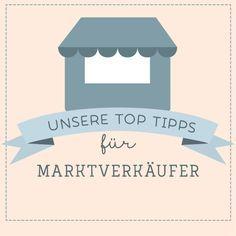 was muss ich als verkäufer auf einer kreativmesse, einem markt oder basar beachten? hier sind unsere top-tipps für alle kreativen markstand-betreiber. :)