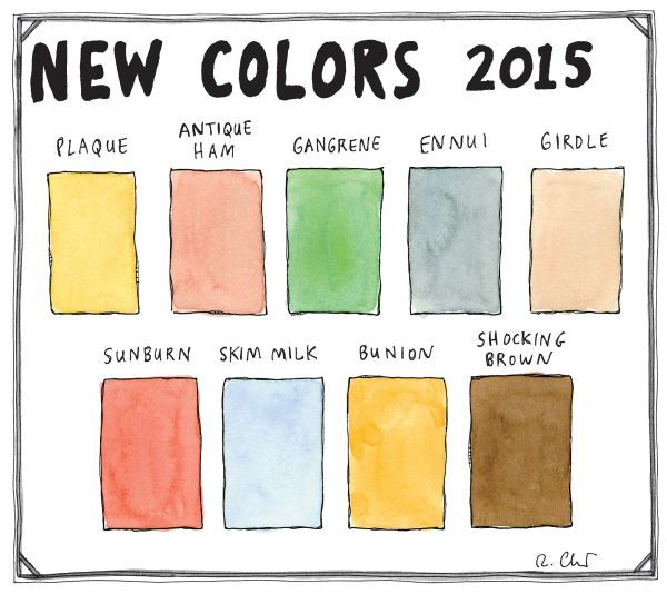 I'm leaning towards a palette of ennui with skim milk and antique ham accents…