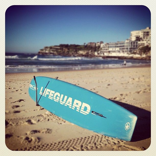 Bondi Lifeguard #atbondi #bondi #beach #sydney #surf