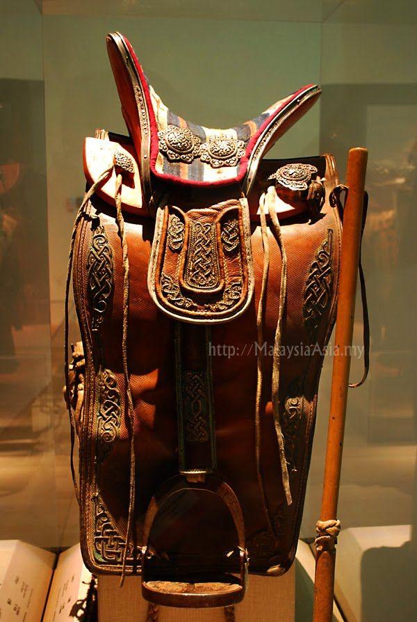 antique oriental equestrian tack - Google Search