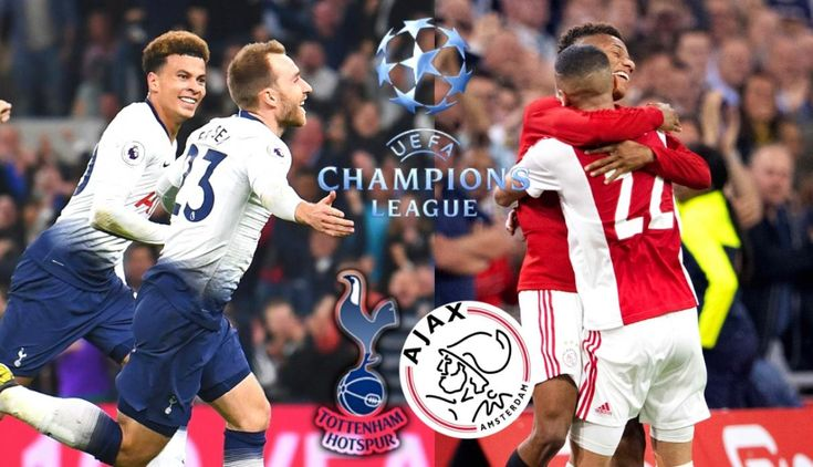 Ajax Tottenham Live Stream
