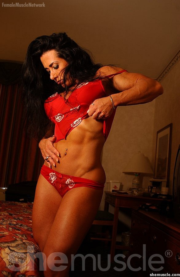 Sexy muscle women sex-5679