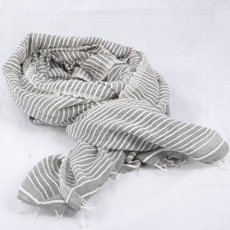 The summer Scarf! 100% Cotton. Ethically made. Designtrade.com.au