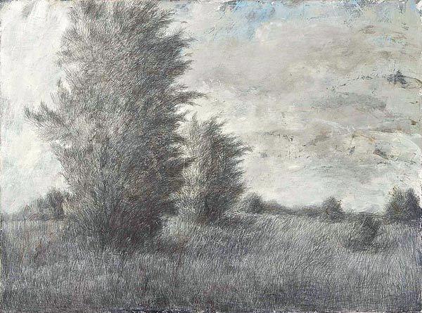 Куст V. 70×100 см