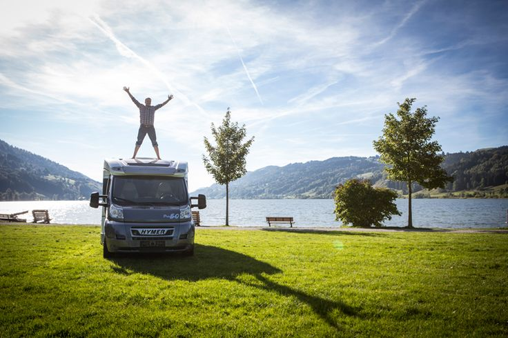 Camping: Urlaub am Alpsee