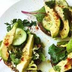 Dietetyczne i zdrowe jedzenie do pracy. fot. @greencitylife
