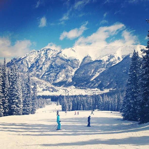 copper mountain colorado..going for New Years...so excited to ski..or kind of ski mainly drink and try to ski..:)