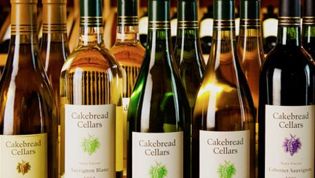 Home | Cakebread Cellars