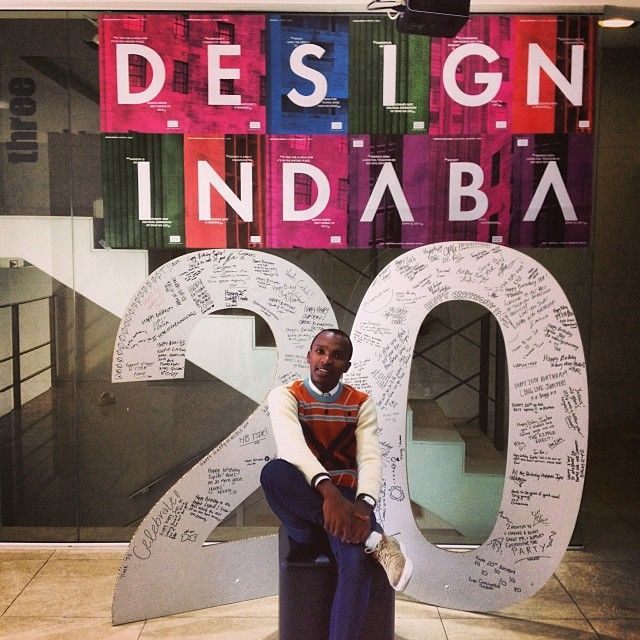 20 Years of Design Indaba & 20 Years of Jupiter Drawing Room Cape Town. BHUTI On that Maxhosa Knitwear.