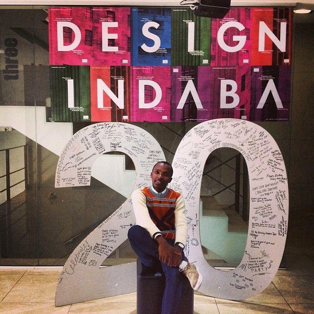 20 Years of Design Indaba & 20 Years of Jupiter Drawing Room Cape Town. BHUTI On that Maxhosa Knitwear.