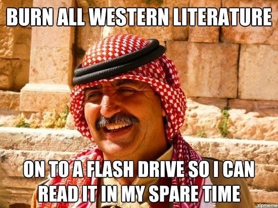 Benghazi Muslim // funny pictures - funny photos - funny images - funny pics - funny quotes - #lol #humor #funnypictures