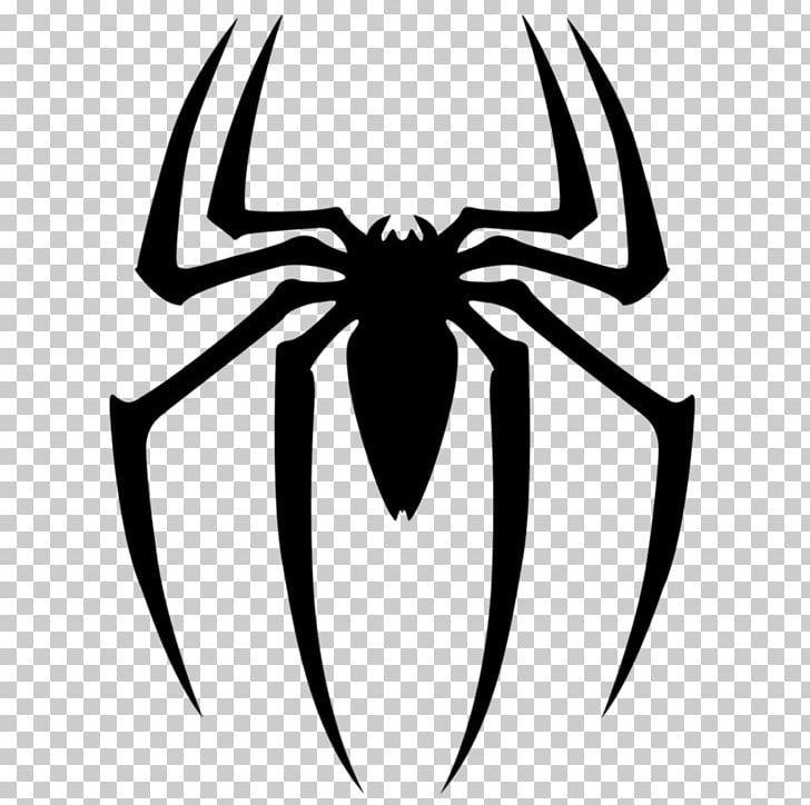 Spider Man Venom Logo Spider Woman Jessica Drew Decal Png Amazing Spiderman Arachnid Artwork Black And White Com In 2021 Cute Doodles Drawings Spider Spiderman