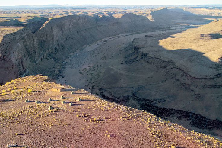 Like this post if you are a fan of camping & the Fish River Canyon in Namibia.