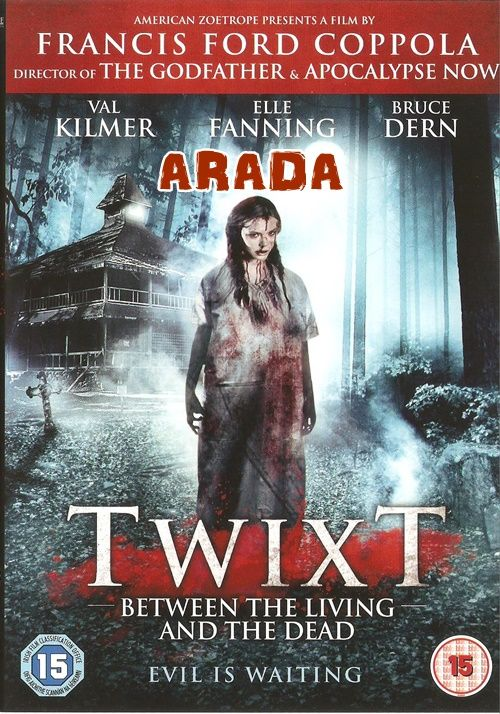 Arada - Twixt - 2011 - BRRip Film Afis Movie Poster