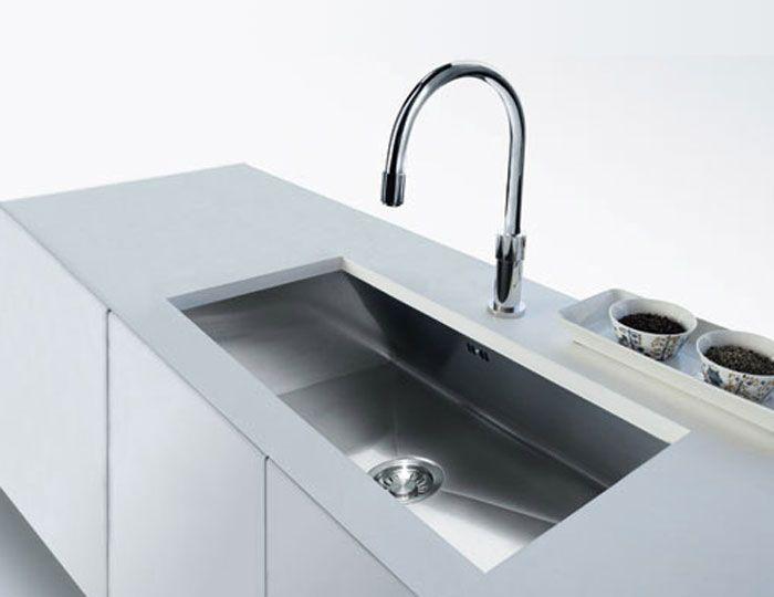 26 migliori immagini t4h lavelli cucina su pinterest - Lavello cucina sottotop ...