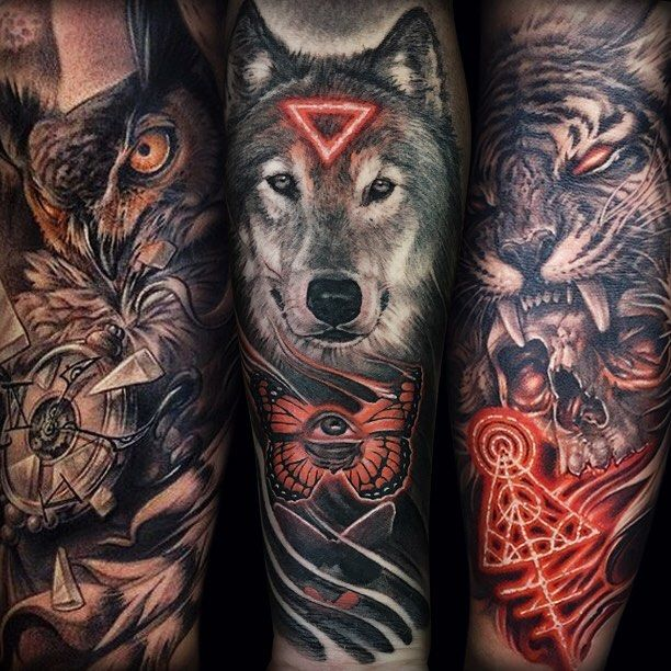 die besten 25 keltischer wolf tattoo ideen auf pinterest gro artige zeichnungen stammes. Black Bedroom Furniture Sets. Home Design Ideas
