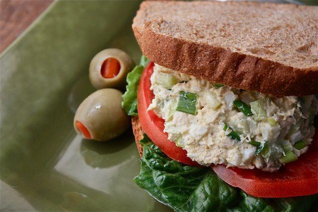Tuna Fish Salad | i'm a foodie :) | Pinterest