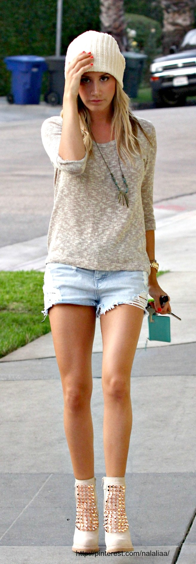 Street style ♥ na  hintspiration for www.hintboutique.com