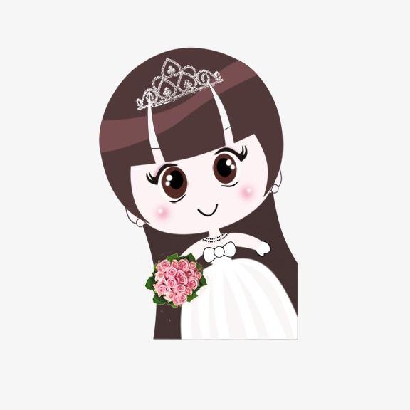 جميل العروس Bride Minnie Minnie Mouse