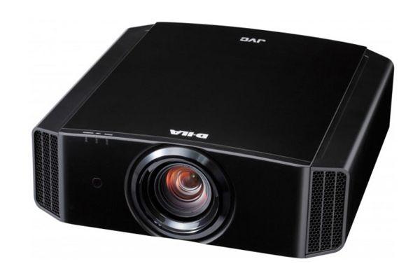 JVC DLA-X500R D-ILA 3D Projector - Front Top View