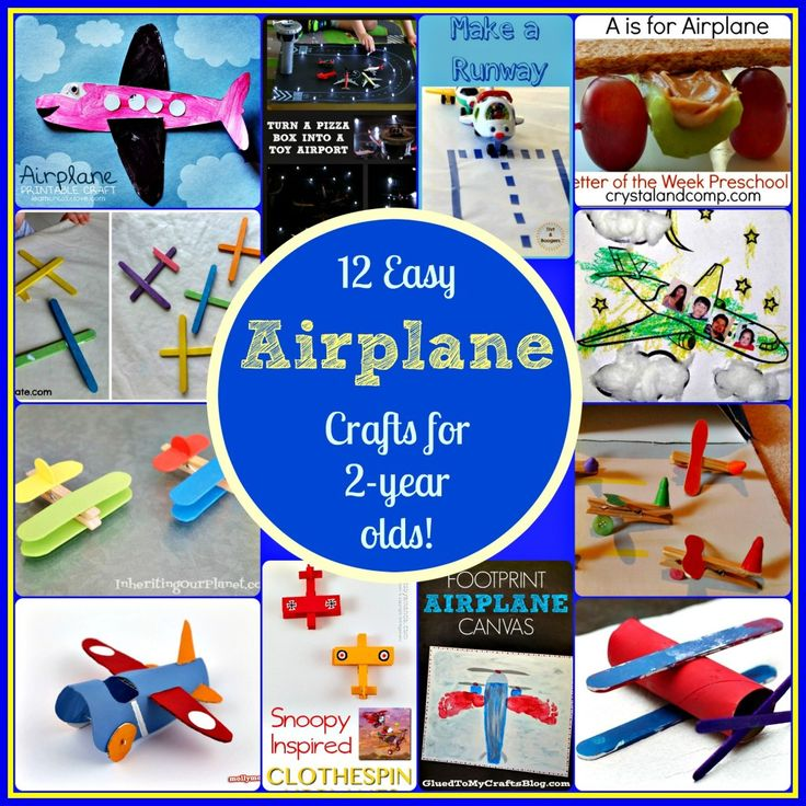 Best 25 airplane crafts ideas on pinterest kids for Craft ideas 7 year olds