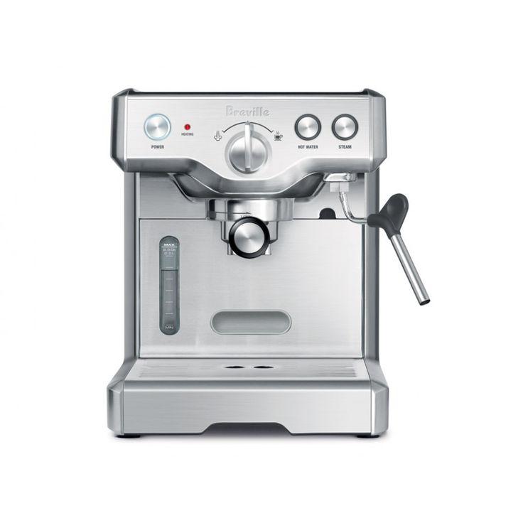 how to deep clean breville espresso machine