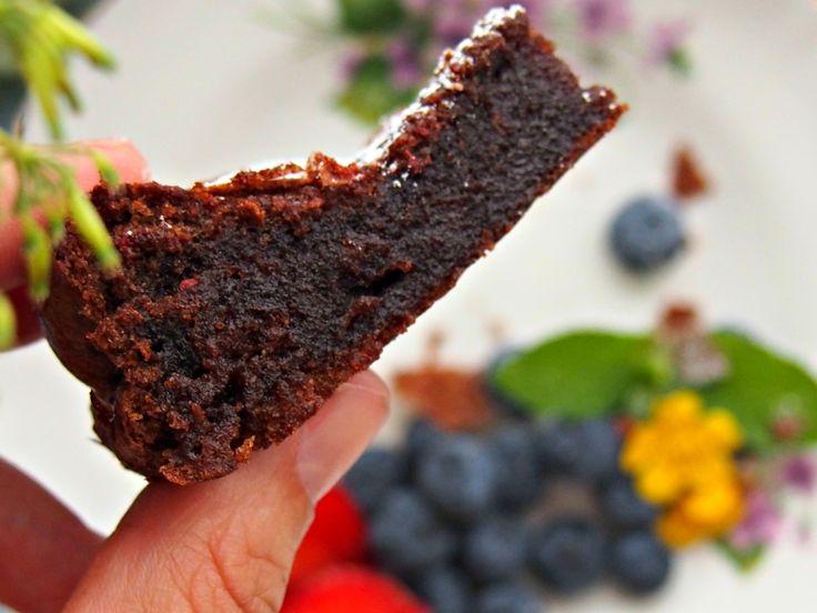 Fitfocuse - kake med to ingredienser