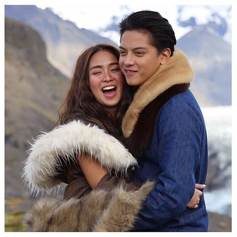 your happiness is my happiness #kathniel #kathrynbernardo #danielpadilla -
