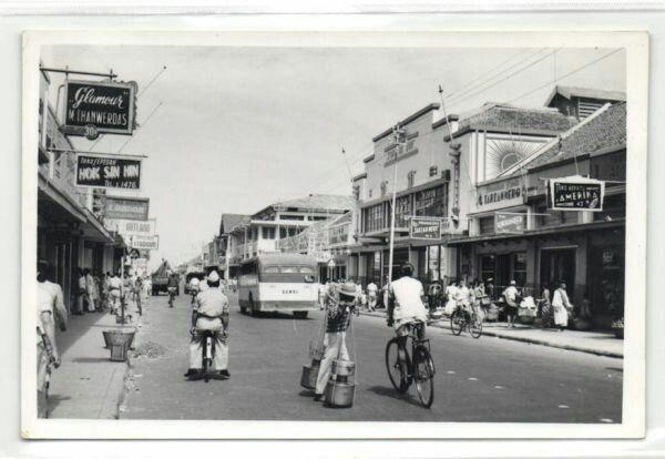 Toko De Zon, Jalan Raya Barat Bandung 1950.