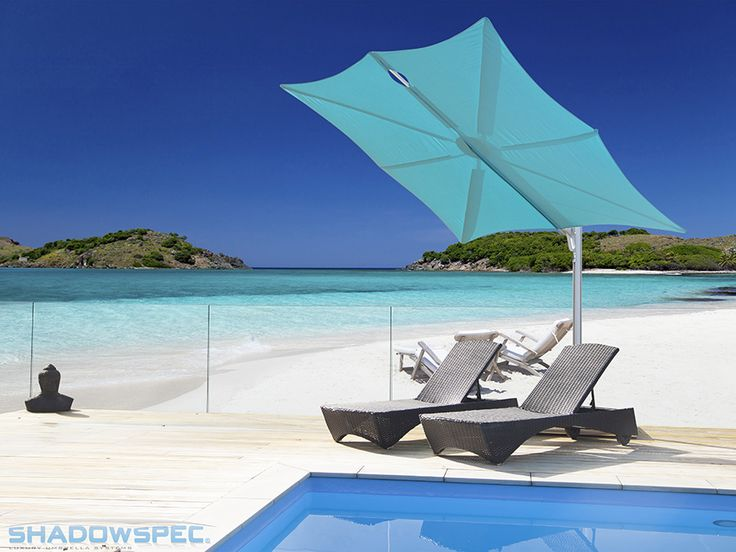 SHADOWSPEC - Global Suppliers of Luxury Outdoor Umbrella Systems. The SU8 is a brilliant umbrella design that is able to withstand winds up too 55mph! Use it on your deck for sun protection all year round!  Click below for more information: www.shadowspec.com (USA) www.shadowspec.com.au (Australia) www.shadowspec.co.nz (NZ/Other)