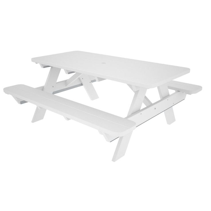 recycled plastic picnic table pt172bl