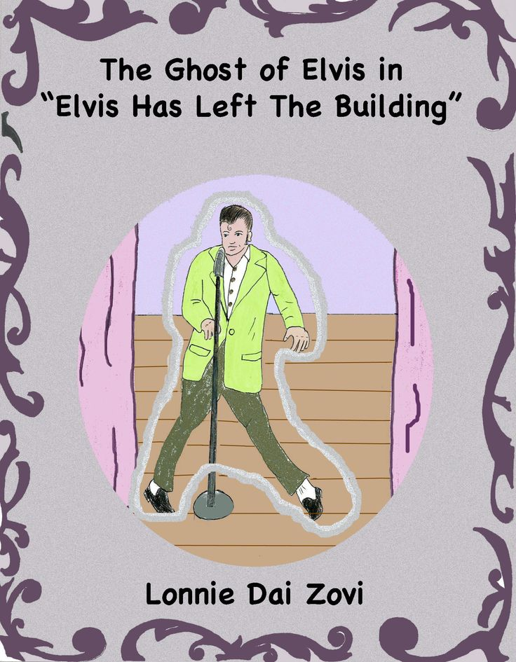 """Elvis Has Left The Building: Elvis's Ghost and Las Vegas History"" by Lonnie Dai Zovi -is a short ghost story with exercises about an obnoxious yet experienced events technician. He is in charge of the sound for an Elvis impersonators show in Las Vegas, but he gets a surprise that even he can't explain.  ""Elvis Has Left The Building: Elvis's Ghost and Las Vegas History"" is one of eighteen stories in the U.S.History based True Ghost Stories That Teach Historically Based Stories"