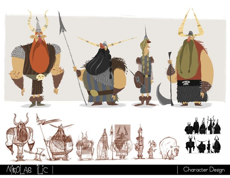 Best Character Design Portfolio : Best images about concept art cartoon character on