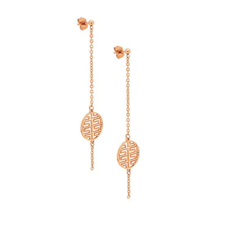 Pastiche - Fortune Earrings (E1570rg)